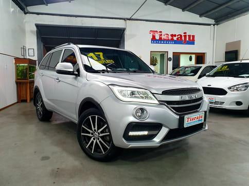 LIFAN X60 1.8 VIP CVT 16V 128CV 5P AUT. 2018 GASOLINA