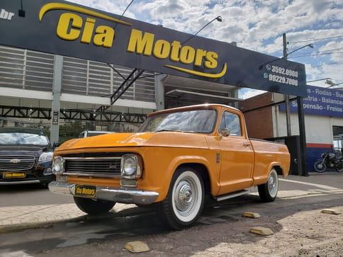 1974 chevrolet c-10 pick-up 4.1 2p
