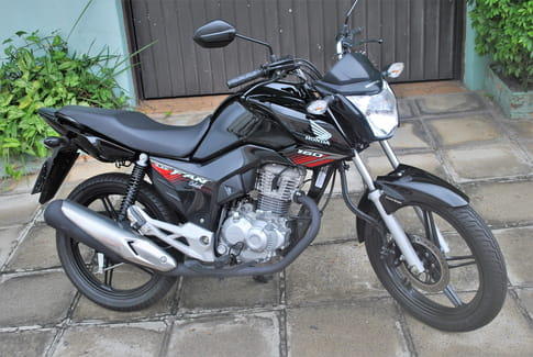 HONDA CG 160 FAN FLEX