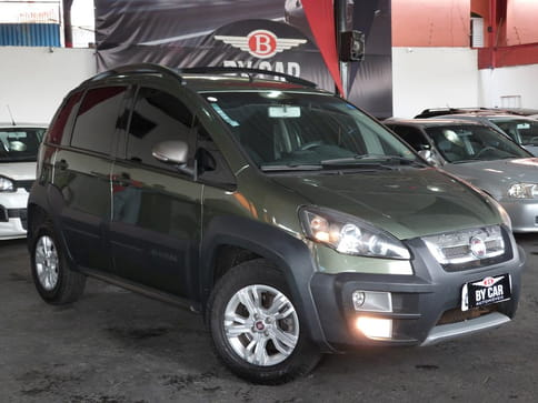 FIAT IDEA ADVENTURE 1.8 16v(Flex) 4p