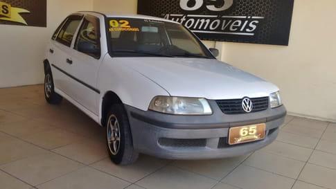 2002 volkswagen gol 1.0
