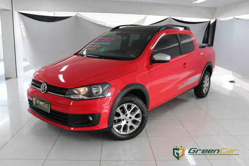 VOLKSWAGEN SAVEIRO CD HL MB