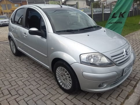 2008 citroen c3 exclusive 1.6 16v flex 4p