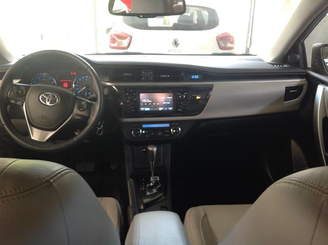 toyota corolla xei 2.0 flex 16v aut. 2015 full