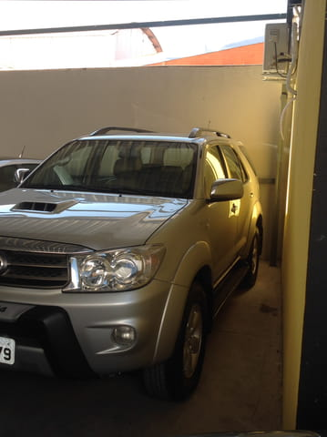 toyota hilux sw4 3.0 srv 4×4 7 lugares 16v turbo intercooler diesel 4p aut 2009 full