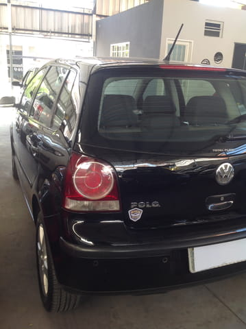 volkswagen polo 1.6 mi 8v total flex 2008 full