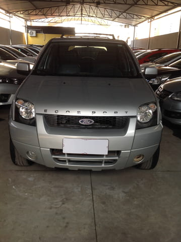 ford ecosport xls 1.6 8v 4p 2007 full