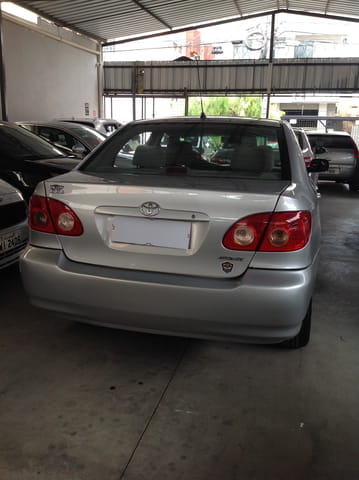 toyota corolla sedan xei 1.8 16v 4p 2005 full