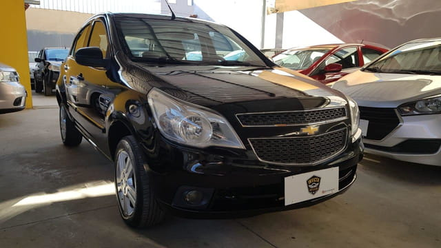 chevrolet agile 1.4 ltz 8v flex 4p manual full