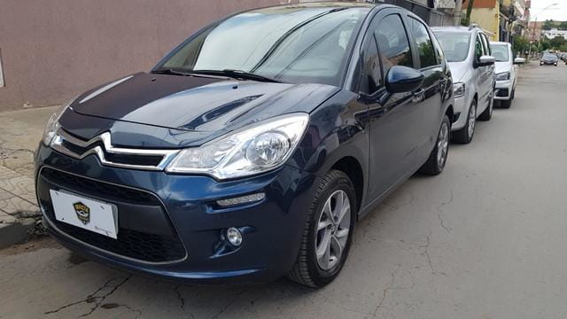 citroen c3 1.2 tendance 8v flex 4p manual