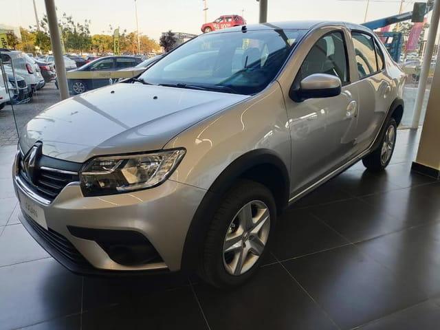 Saga Seminovos - Renault Logan Zen 1 6 2021 Bras U00edlia
