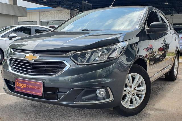 Chevrolet cobalt 1.8 mpfi ltz 8v flex 4p manual 2018