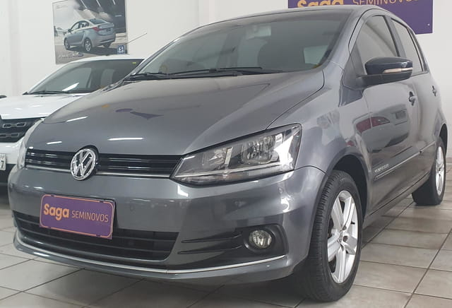 Volkswagen fox 1.0 mpi comfortline 12v flex 4p manual 2016