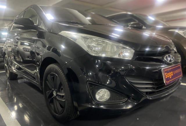 Hyundai hb20 1.6 premium 16v flex 4p automatico 2015