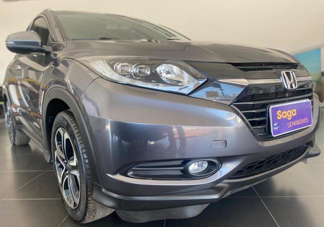 Honda hr-v 1.8 16v flex touring 4p automatico 2018