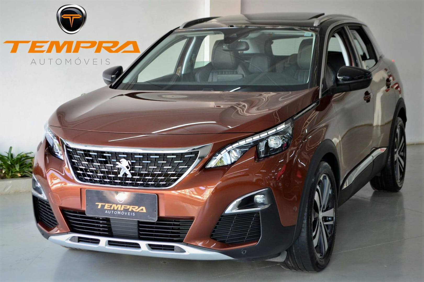 3008 griffe pack 1.6 turbo 16v 2019 passo fundo