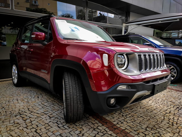 Jeep Renegade 1 8 Sport Branco 2020 2020 Goiania 1025597