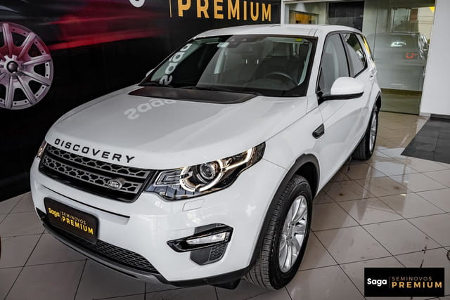 DISCOVERY SPORT D180 SE