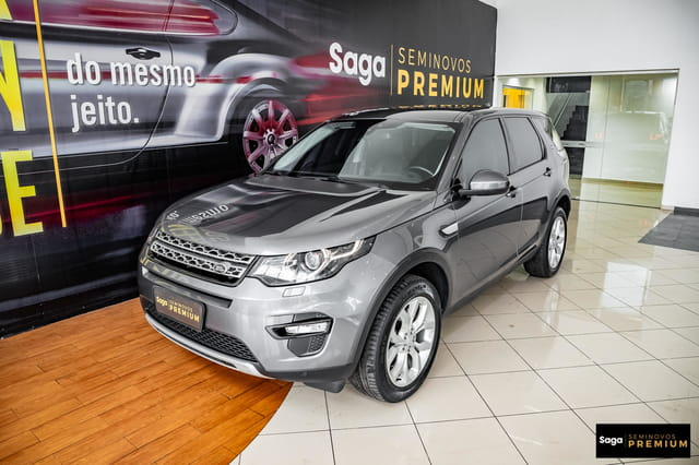 Land rover discovery sport 2.0 16v td4 turbo diesel hse 4p au