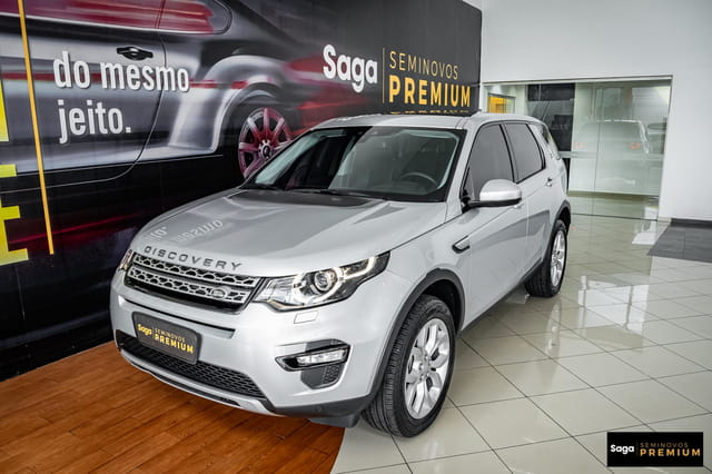 Land rover discovery sport d240 hse