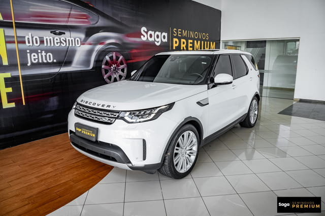 DISCOVERY HSE LUXURY 3.0 AUT