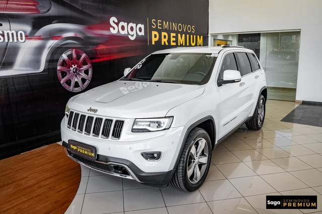 CHEROKEE LIMITED 3.2 4X4 V6 AUT