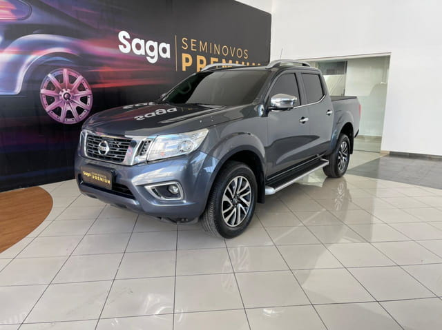 FRONTIER 2.3 LE AT 4X4
