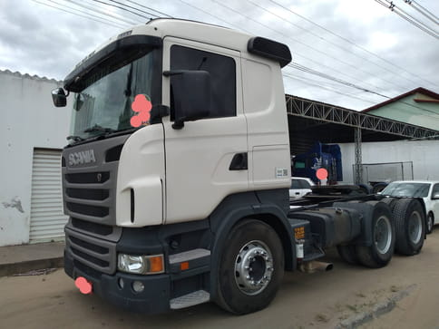 SCANIA R-164 G 480 6X4 3e NZ