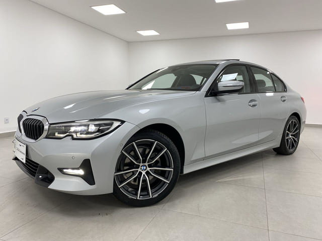 320i 2.0 SPORT GP 16V TURBO GASOLINA 4P AUT