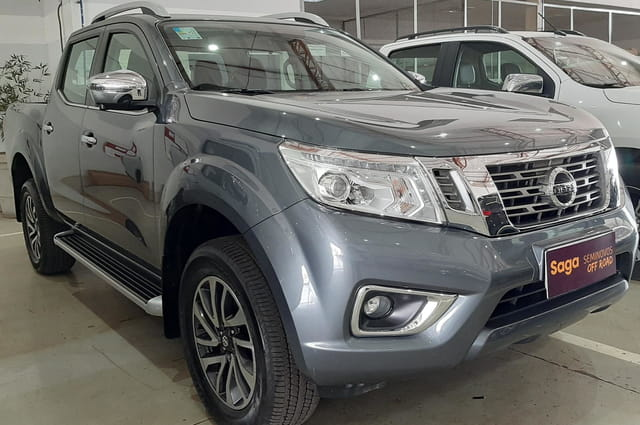 FRONTIER 2.3 16V TURBO DIESEL LE CD 4X4 AUTOMATICO