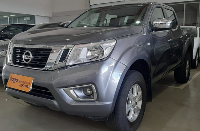 Nissan frontier 2.3 16v turbo diesel se cd 4x4 automatico 2018