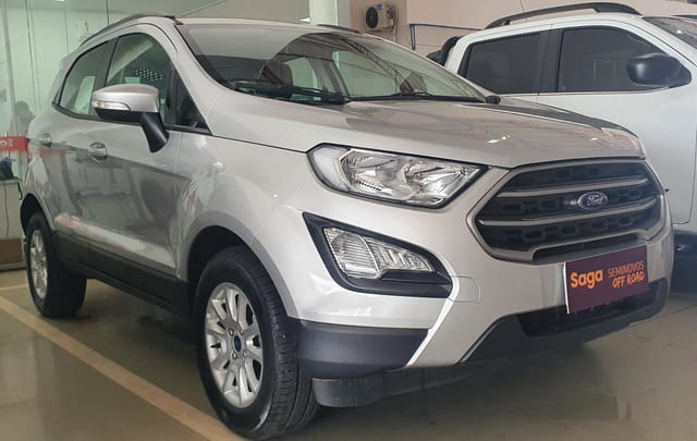 ECOSPORT 1.5 TI-VCT FLEX SE MANUAL