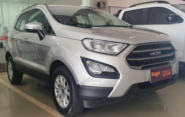 Ford ecosport 1.5 ti-vct flex se manual 2019