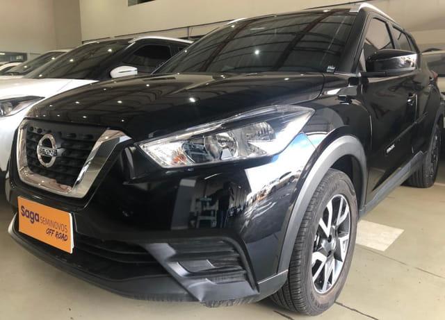 Nissan kicks 1.6 16v flexstart s 4p xtronic 2021