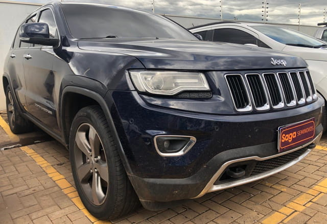 GRAND CHEROKEE 3.6 LIMITED 4X4 V6 24V GASOLINA 4P