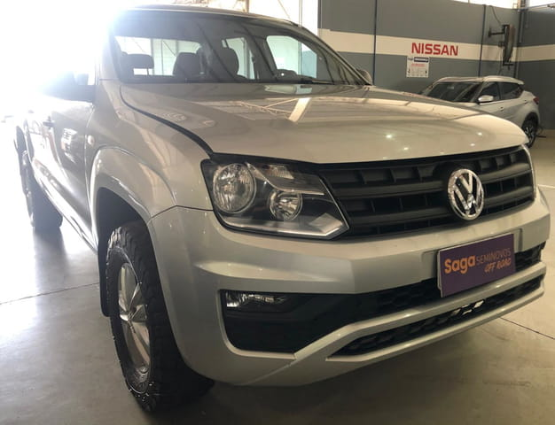 AMAROK 2.0 SE 4X4 CD 16V TURBO INTERCOOLER DIESEL