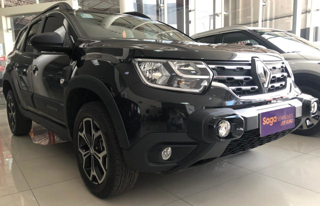 DUSTER 1.6 16V SCE FLEX ICONIC X-TRONIC