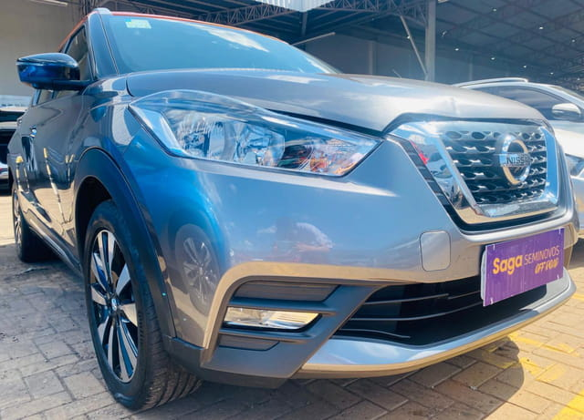 Nissan kicks 1.6 16v flex sl 4p xtronic 2018
