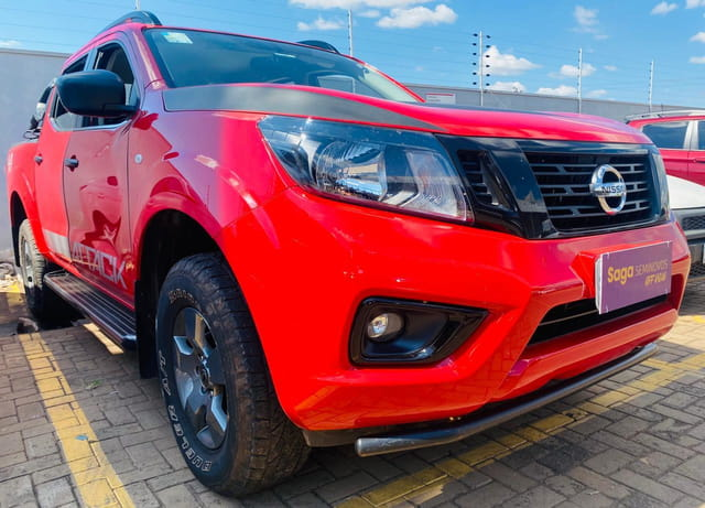 FRONTIER 2.3 16V TURBO DIESEL ATTACK CD 4X4 AUTOMA