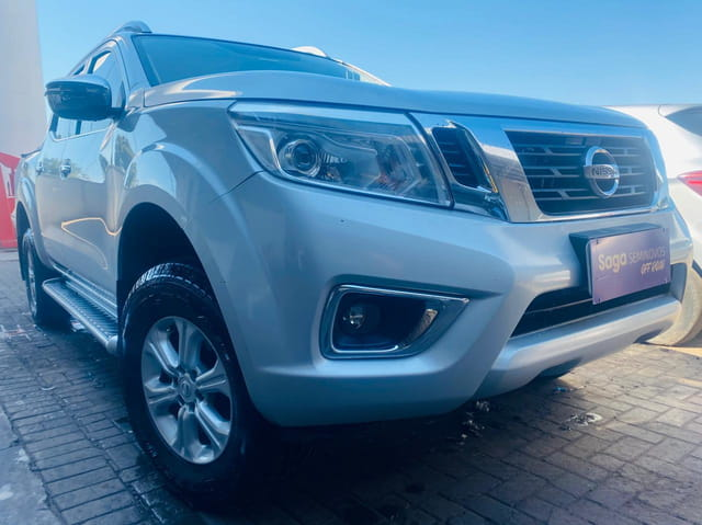 Nissan frontier 2.3 16v turbo diesel le cd 4x4 automatico 2018