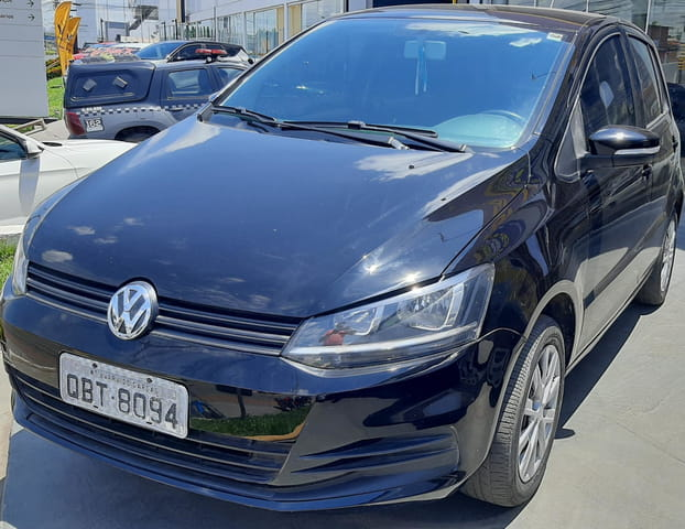 Volkswagen fox 1.0 mpi trendline 12v flex 4p manual 2017