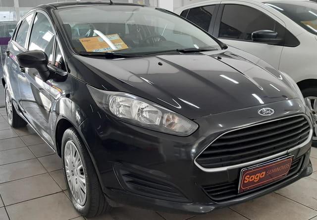 Ford fiesta 1.5 s hatch 16v flex 4p manual 2016