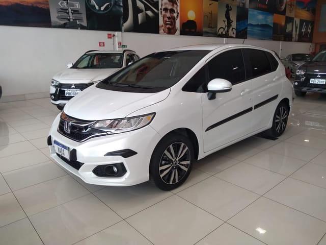 Image Honda Fit Exl Flex 2019