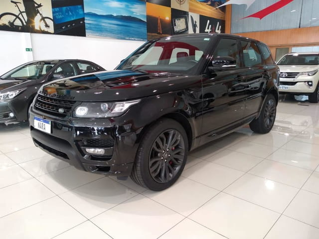 Image Land Rover Range Rover 4x4 Sport Superch.4.2 V-8(N.Serie) 4p