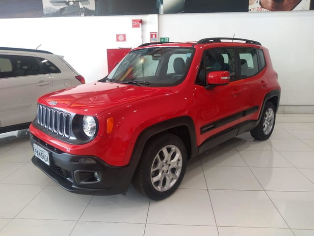 Image Jeep Renegade Limited At