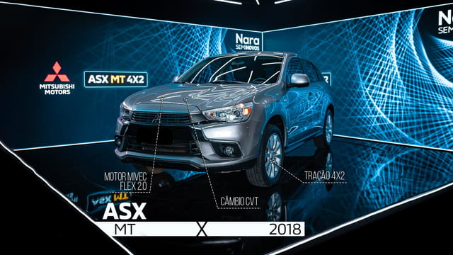 Image Mitsubishi Asx 2.0 4wd At