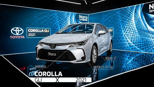 Image Toyota Corolla Gli Automático Flex