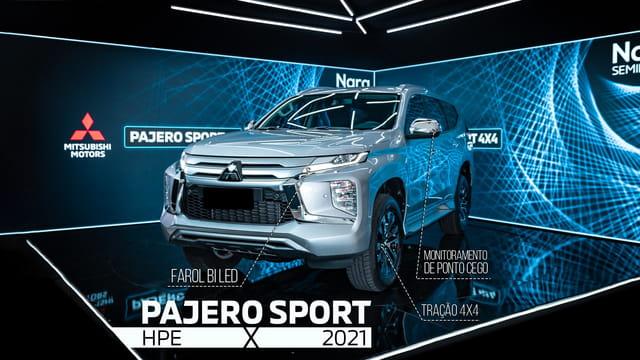 Image Mitsubishi Pajero Sport Hpe 2.4 4x4 Diesel