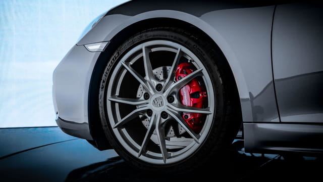 Porsche 718 Boxster S 2.5 350cv