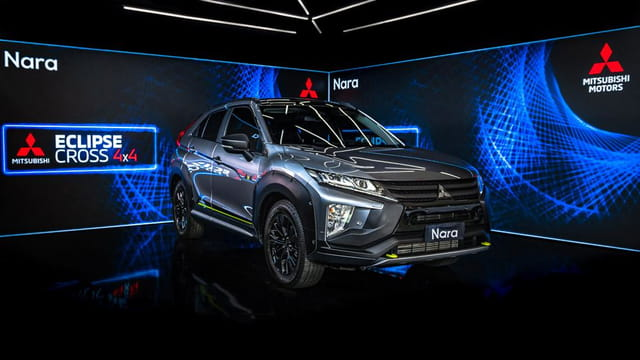 Image Mitsubishi Eclipse Cross Hpe-S Outdoor 1.5 Awc Aut